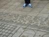 Edward Stewart - Zonder titel - beton, 1991 (detail)(Caldic Collectie) foto: Mart van Ineveld
