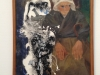 Asger Jorn - Modificatie met een vrouw uit Bretagne (1962)