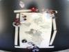 De enorme wereldkaarttafel in Witte de With waar lekker getekend kan worden