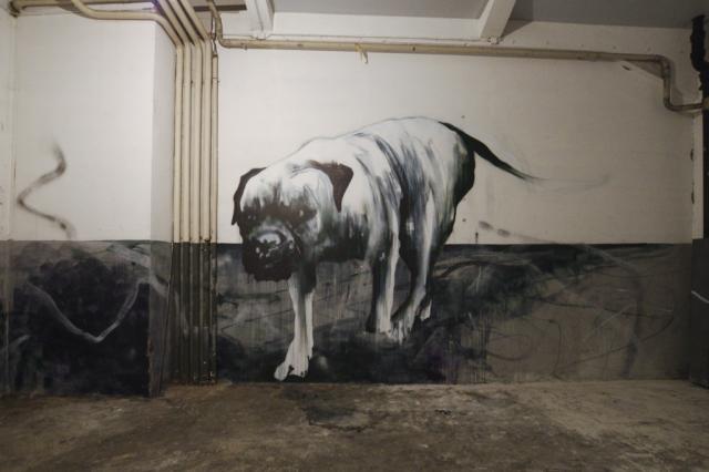Hond van Simon Schrikker