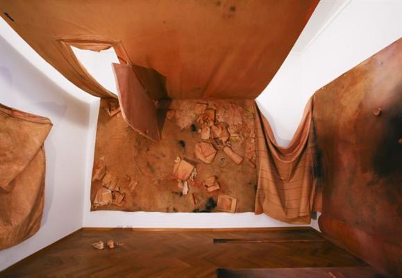 Recollection Hysteria - Kaari Upson - Gemeentemuseum  (foto: Gemeentemuseum)