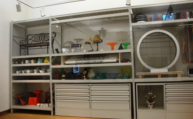 Collectiepresentatie afdeling design Stedelijk Museum amsterdam