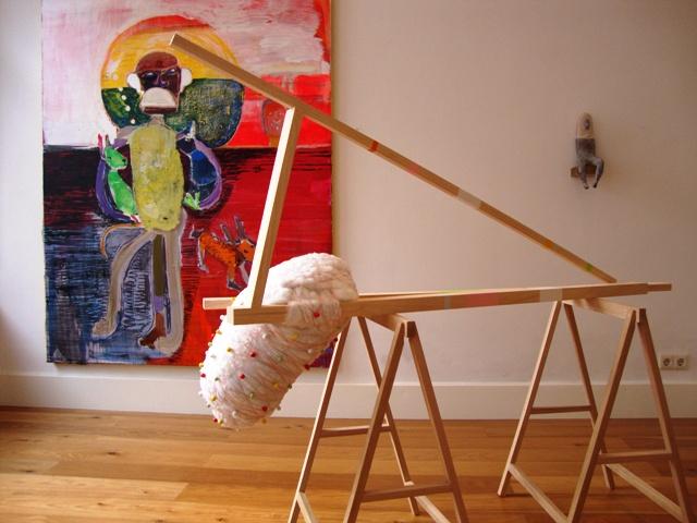 Galerie Helder: Manu Baeyens en Frode Bolhuis