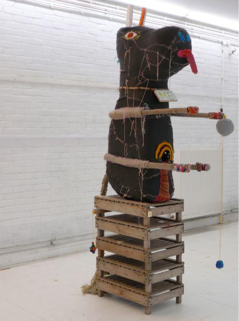 Manu Baeyens (foto: Galerie Helder)